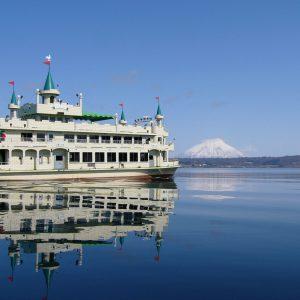 洞爺湖温泉遊覧船